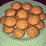 Mini Peanut Butter Muffins